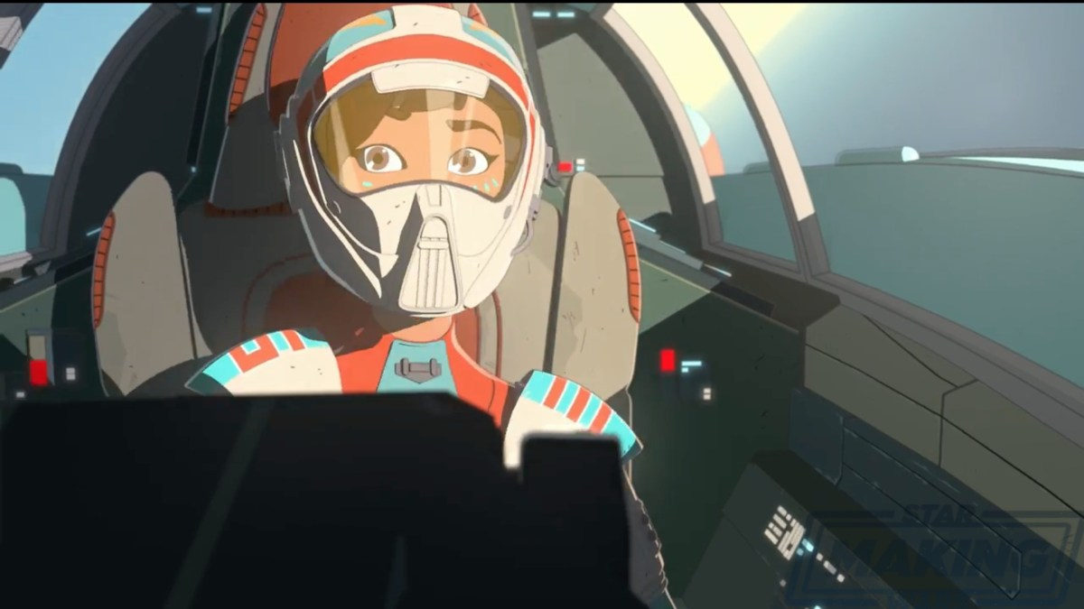 More Production Notes on Star Wars: Resistance